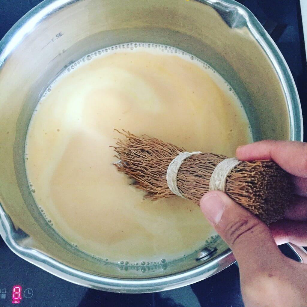 Gyllene mandelmjölk