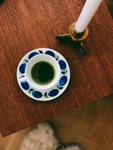 Matcha espresso