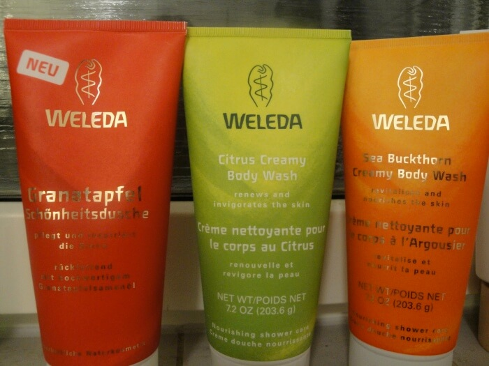 Weleda Creamy Body Wash