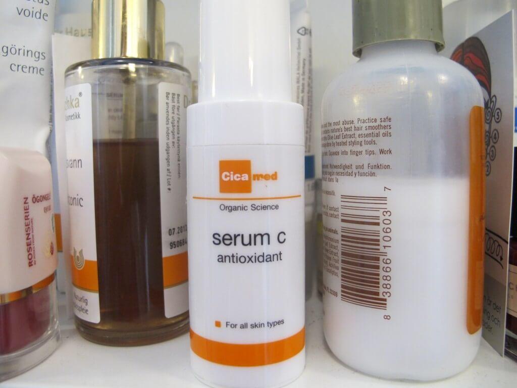 cicamed serum c recension