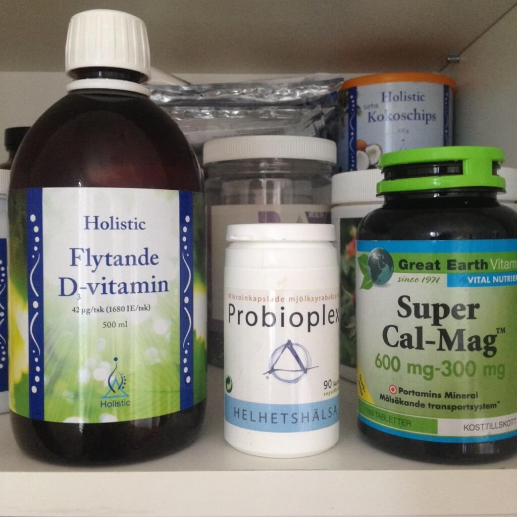 bästa probiotika tillskott