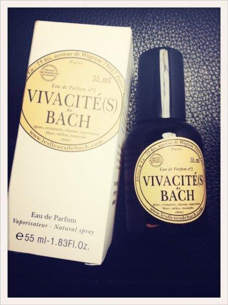 Underbar ekologisk parfym från Les Fleurs de Bach