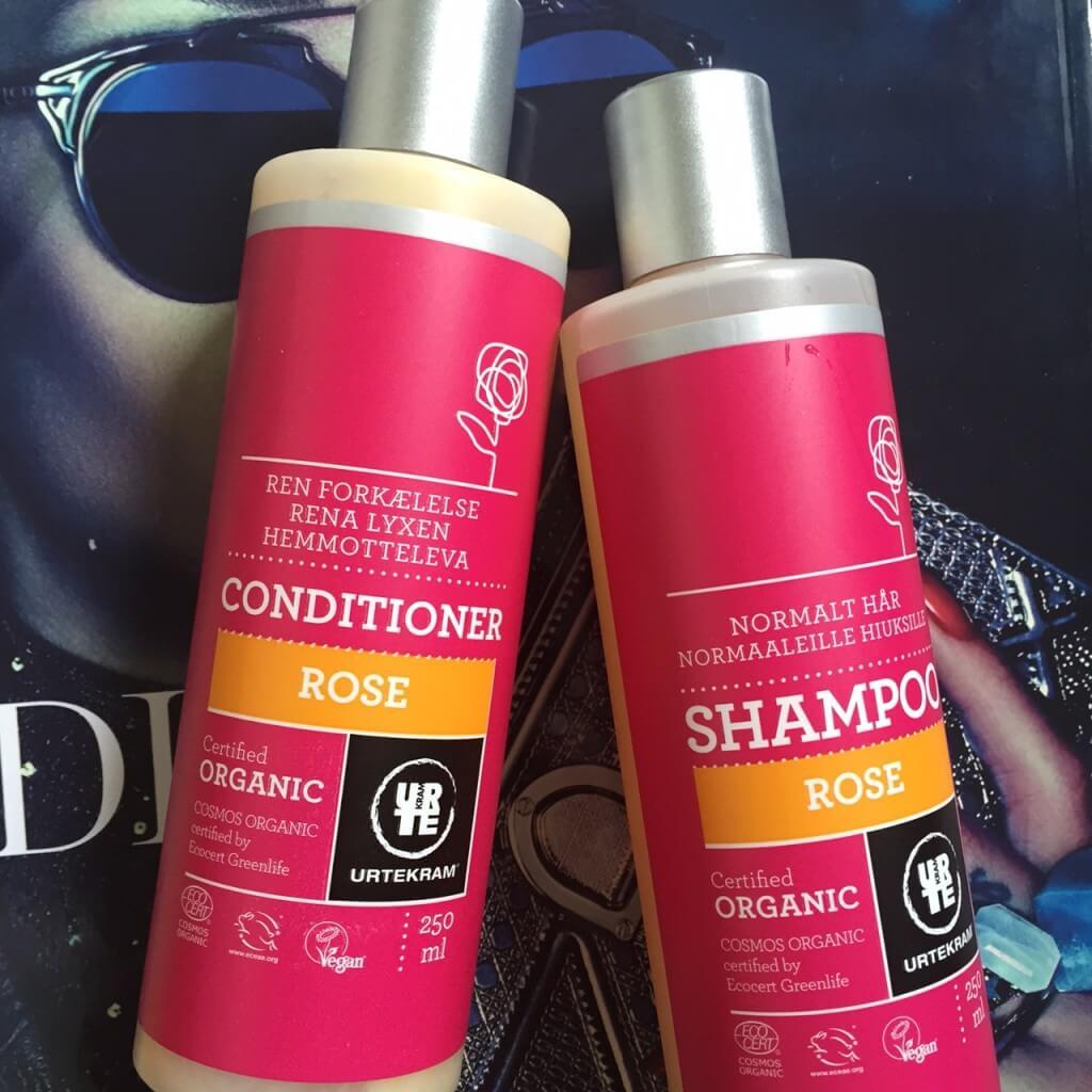 urtekram schampo torrt hår