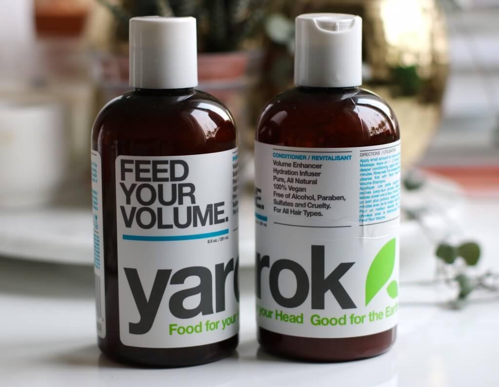 Yarok hårvård