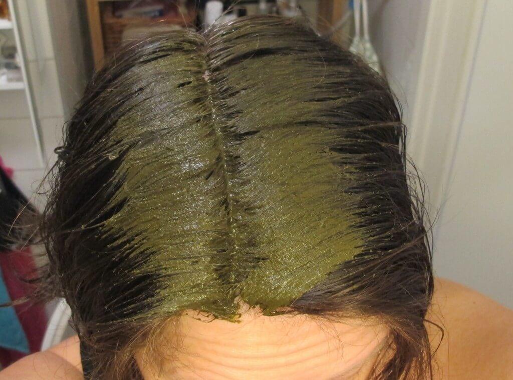 hårfärg täcker grått hår