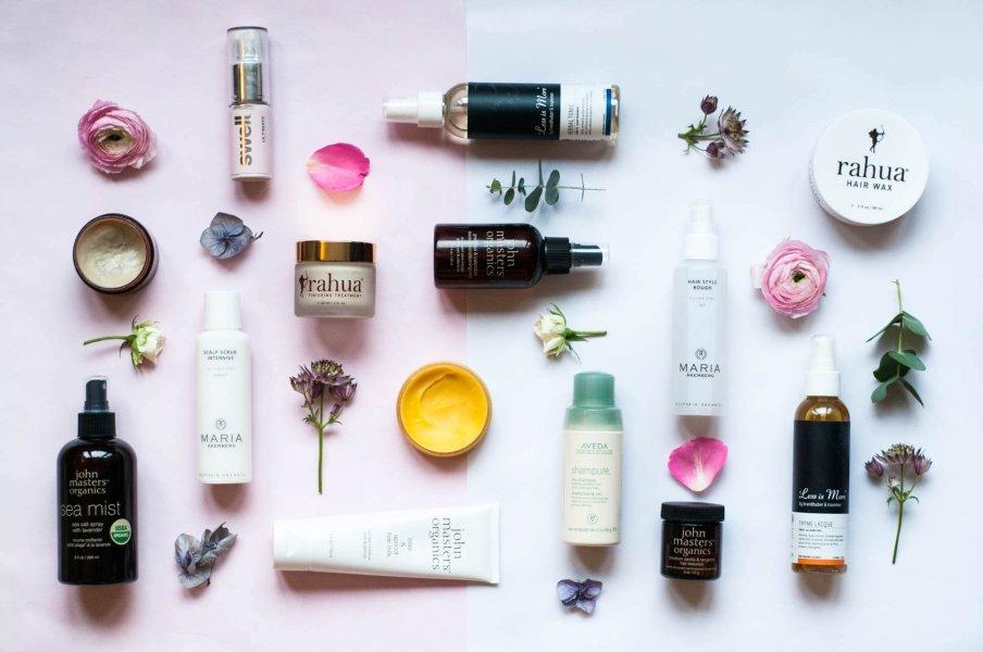 ekologisk hårvård