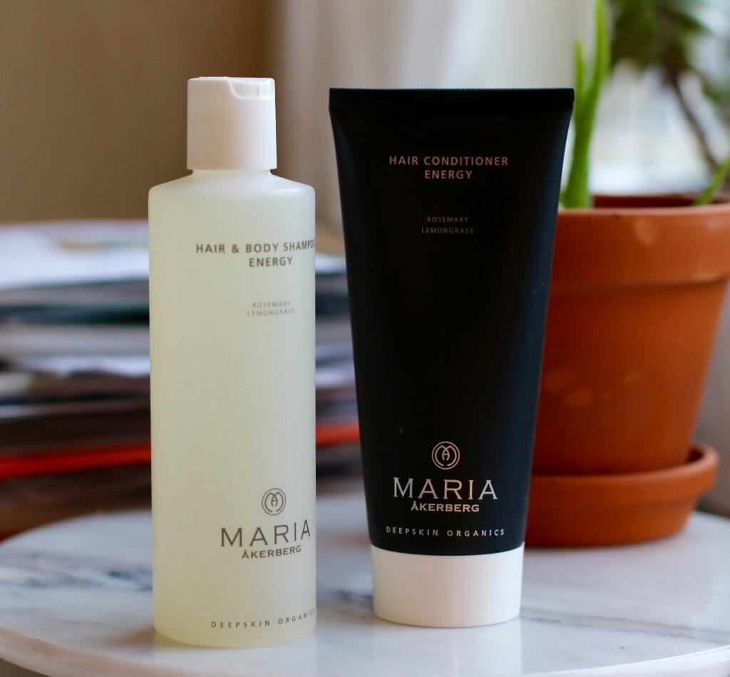 maria åkerberg shampoo recension
