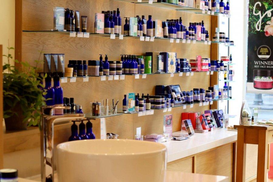 Neal's Yard Remedies spa London