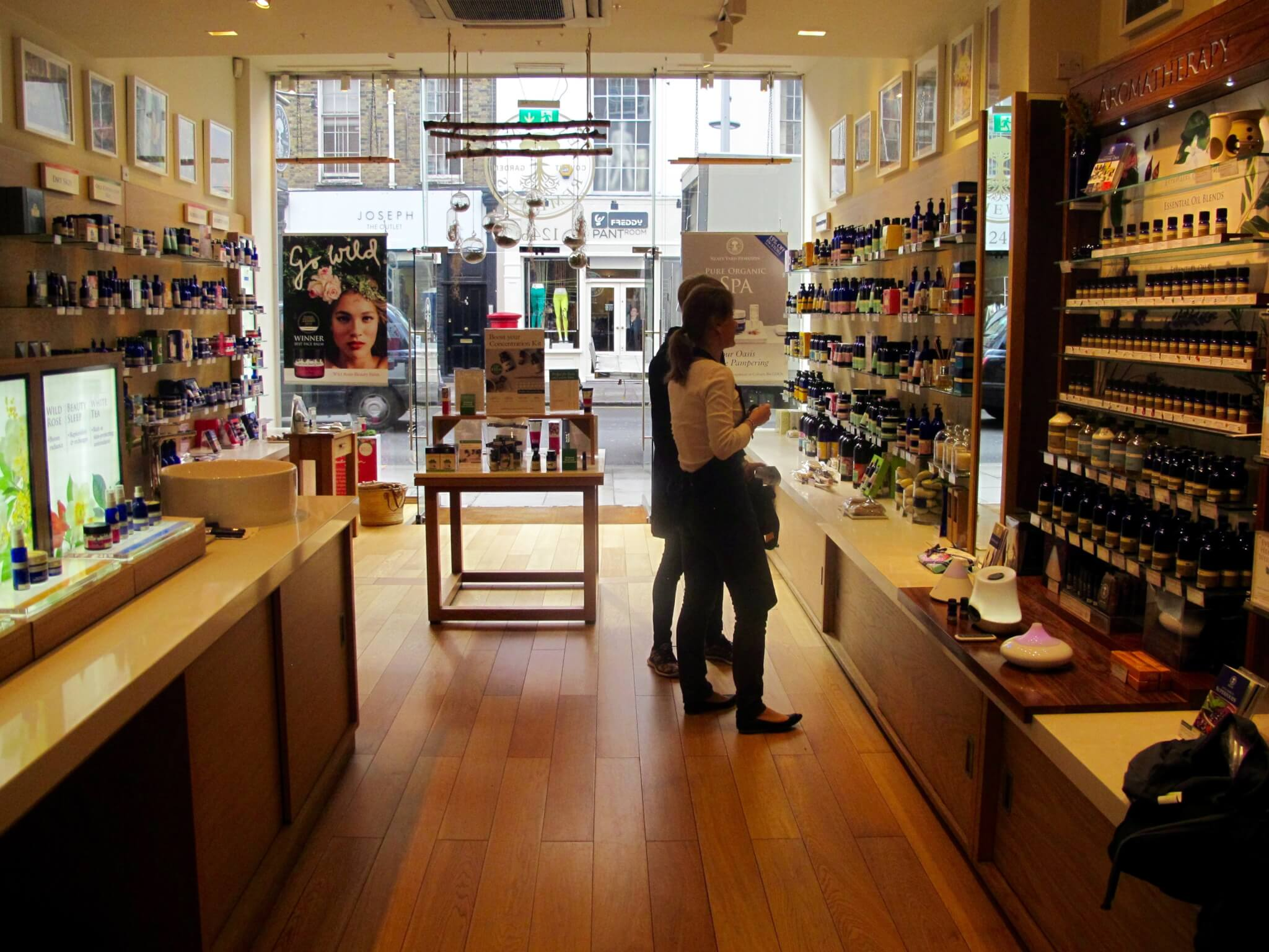 Neal's Yard Remedies London