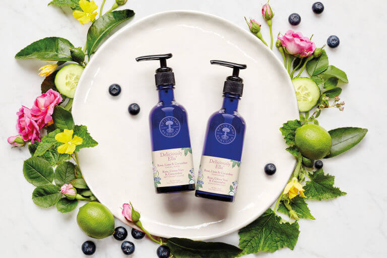 Ella Woodward Neal's Yard Remedies