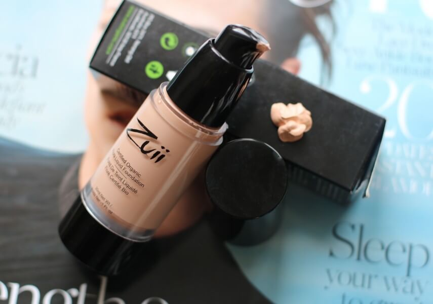 zuii liquid foundation