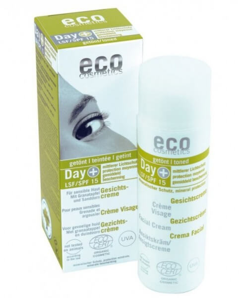 Eco Cosmetics Day Spf 15