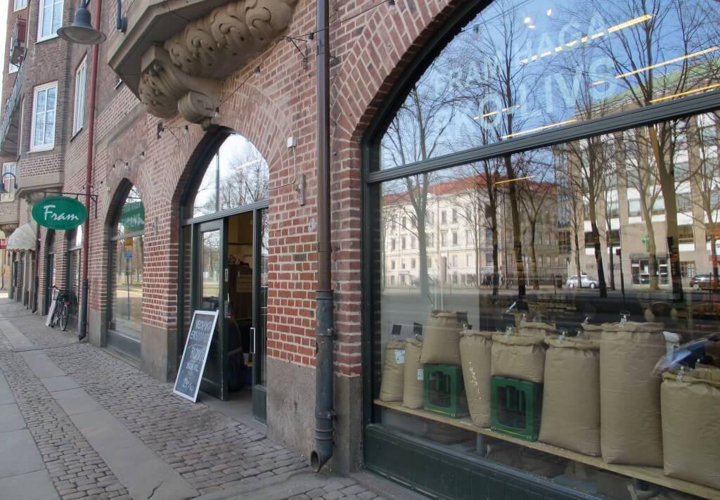 fram ekologisk handel Göteborg