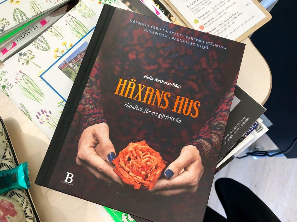 Häxans Hus bok