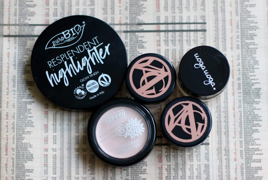 highlighters_organic