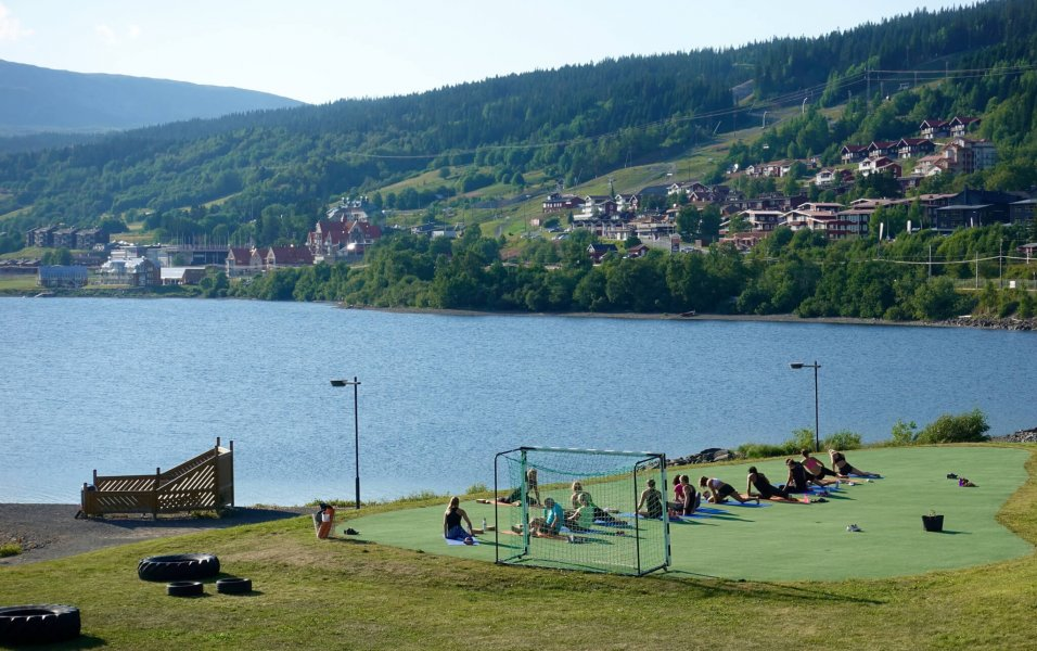 holiday club Åre yoga