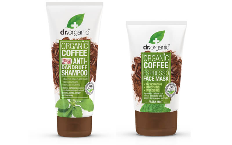 Dr Organic Coffee Anti Dandruff