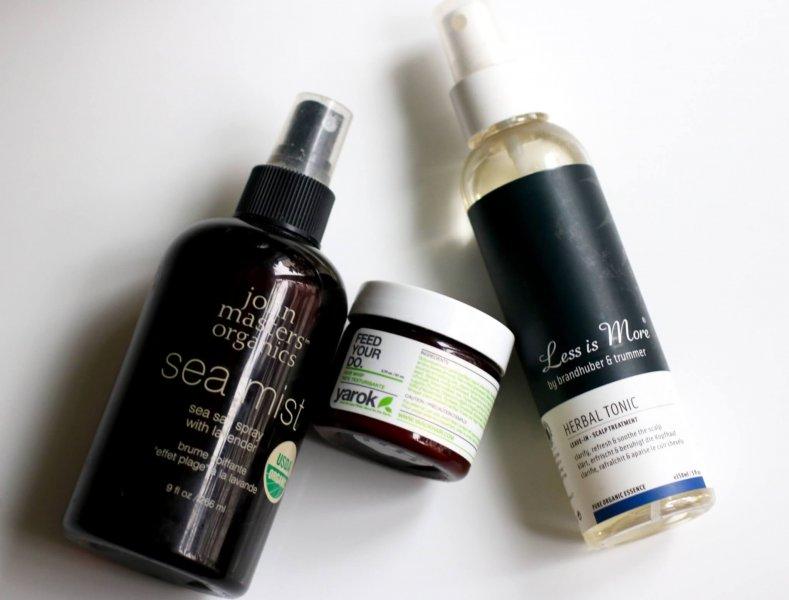 ekologisk- hårvård för killar