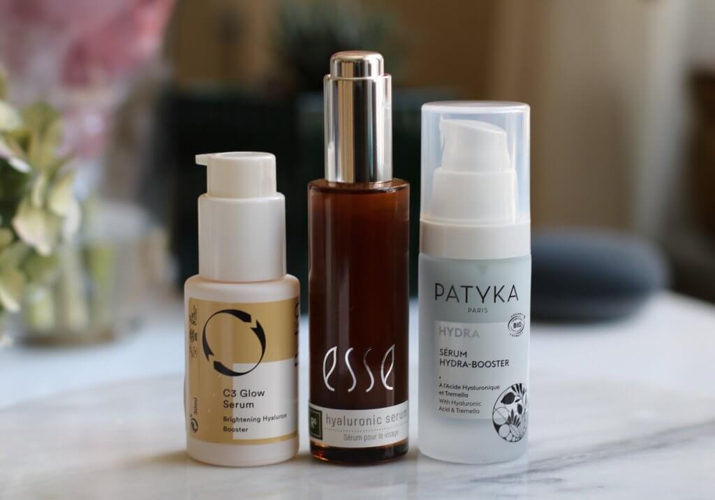 serum för torr hud