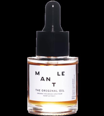 Mantle CBD olja