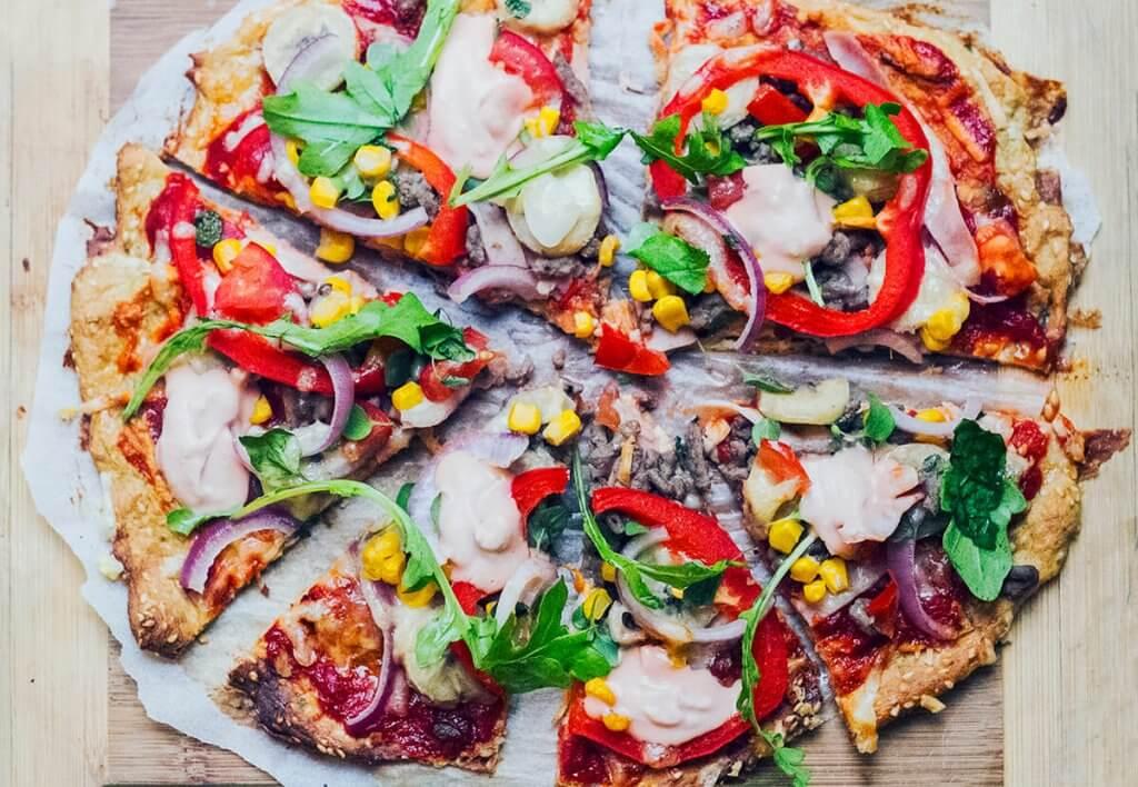 glutenfri pizzadeg bovetemjöl