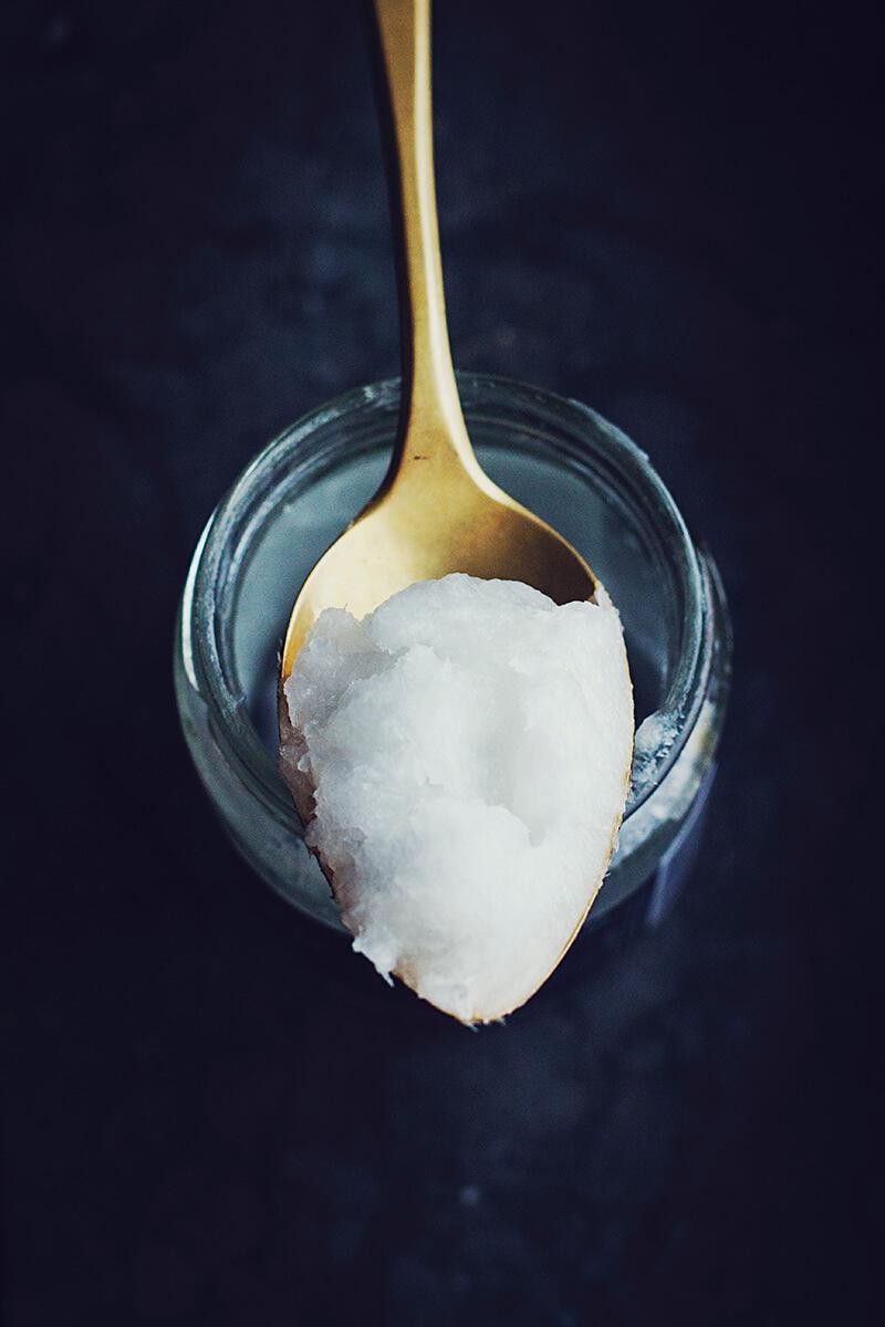 kokosolja utan smak