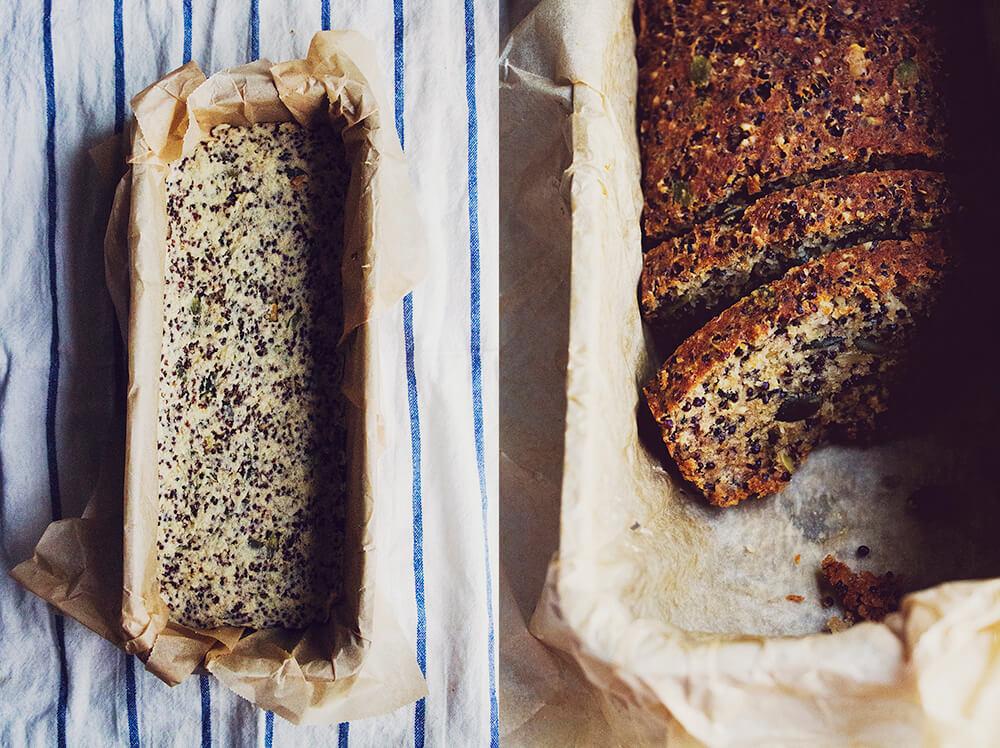 vegan bröd glutenfritt