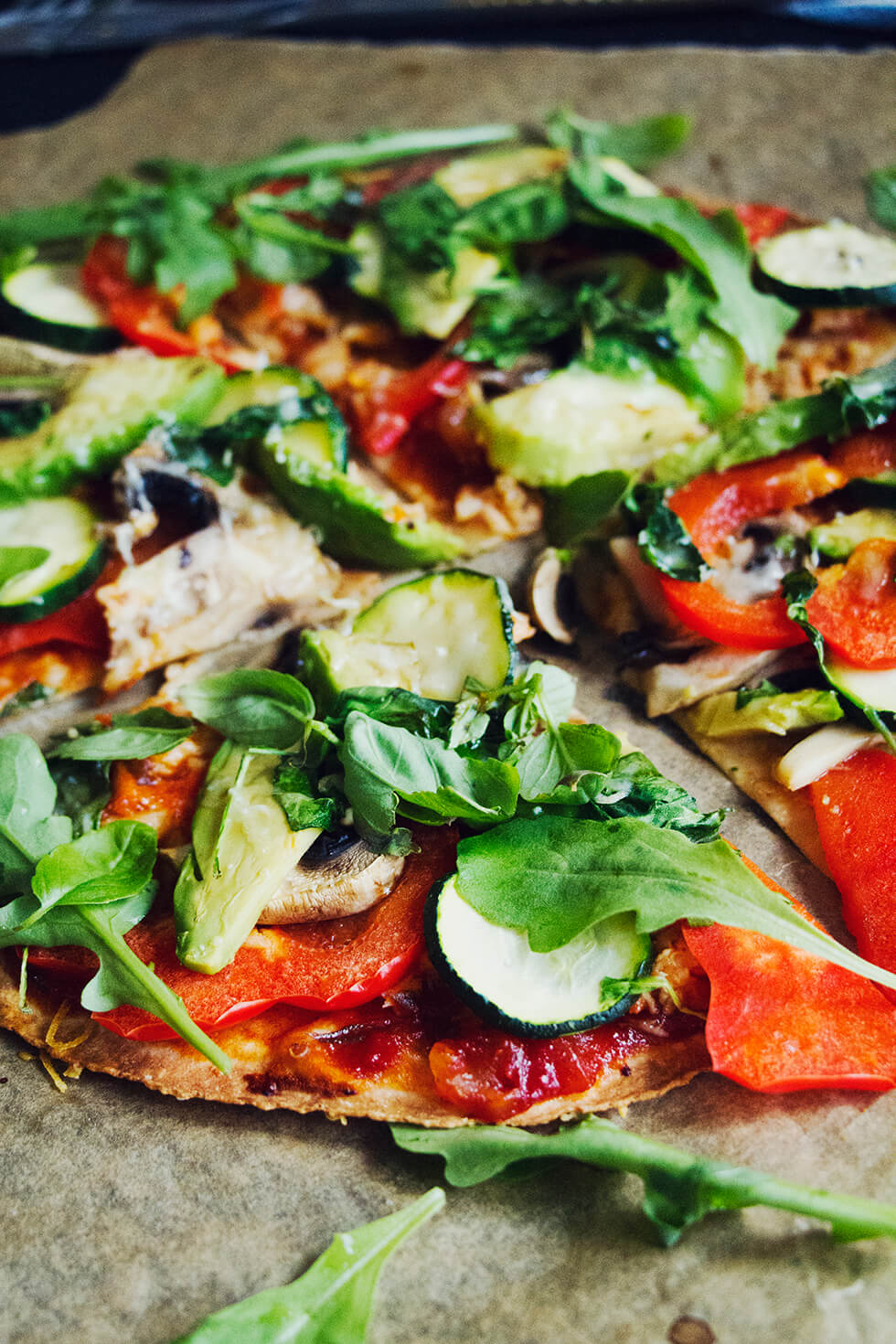 Glutenfri pizza av Bfree wrap