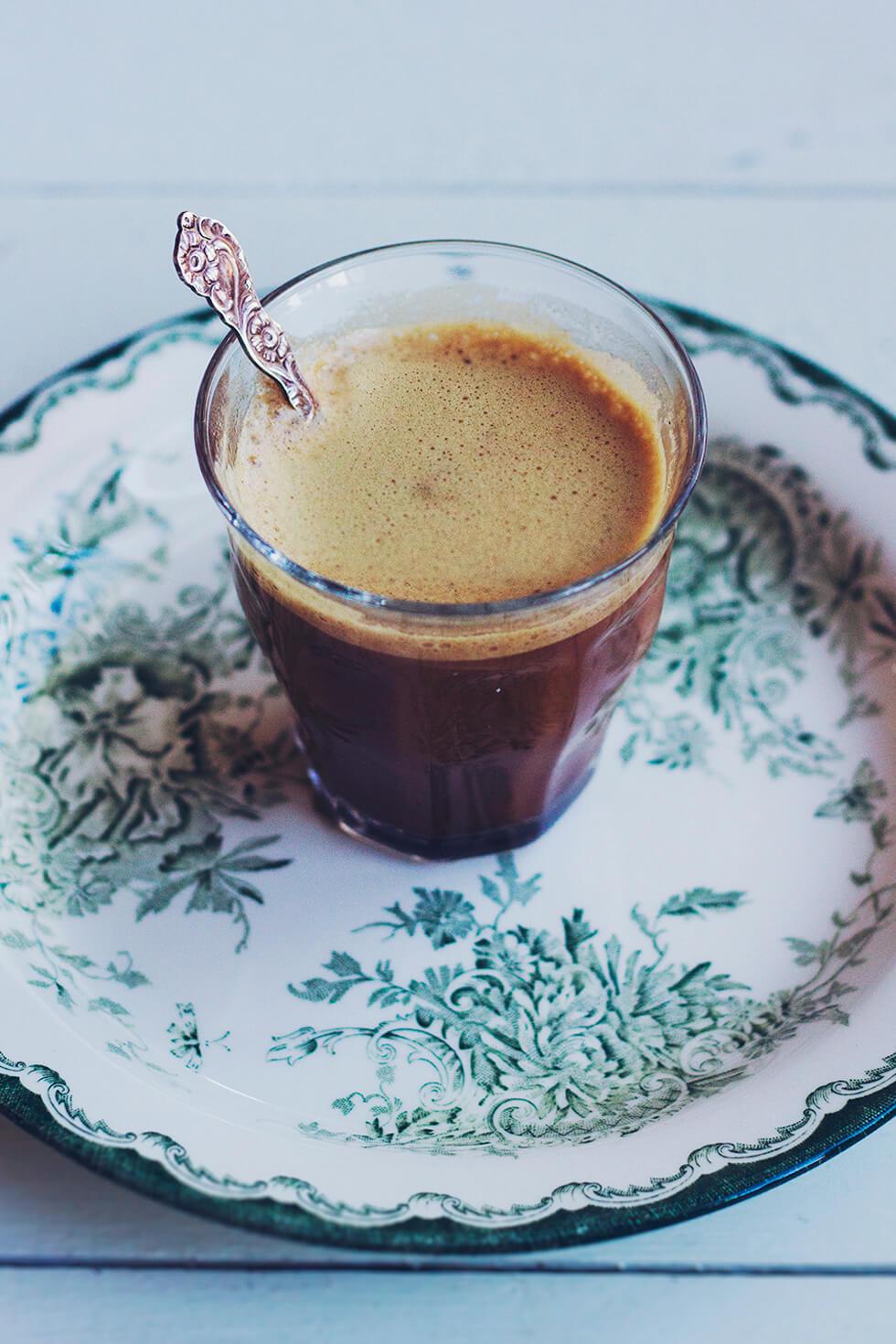 Kokoskaffe - kaffe med kokosolja i