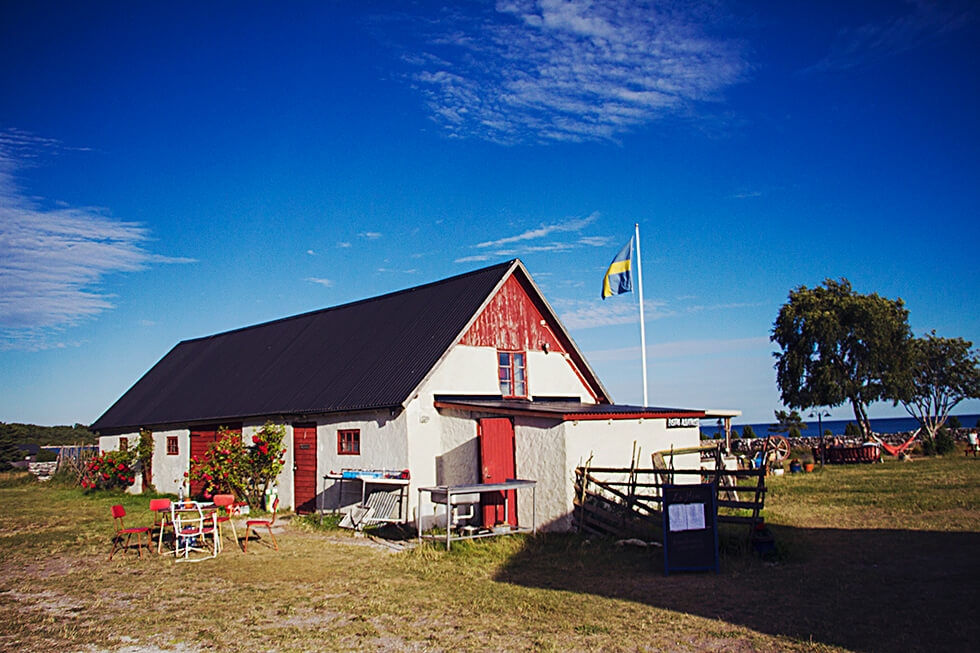 Bistro Albatross, Fårö - recension