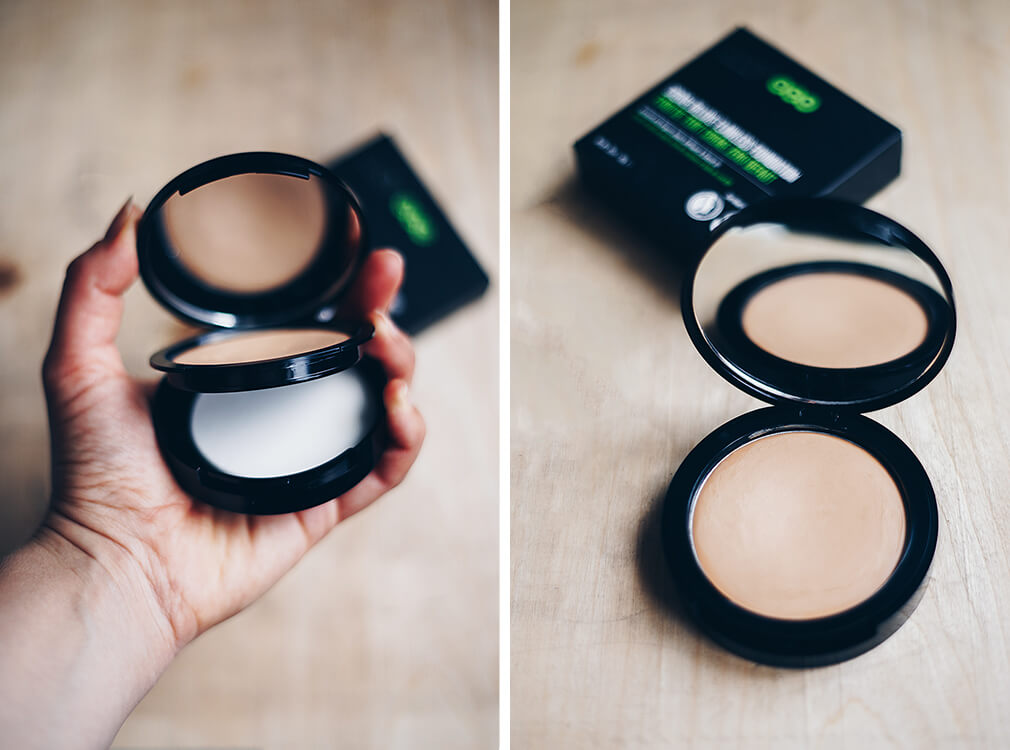 Recension av Nvey Eco Creme Deluxe Flawless Foundation Custard