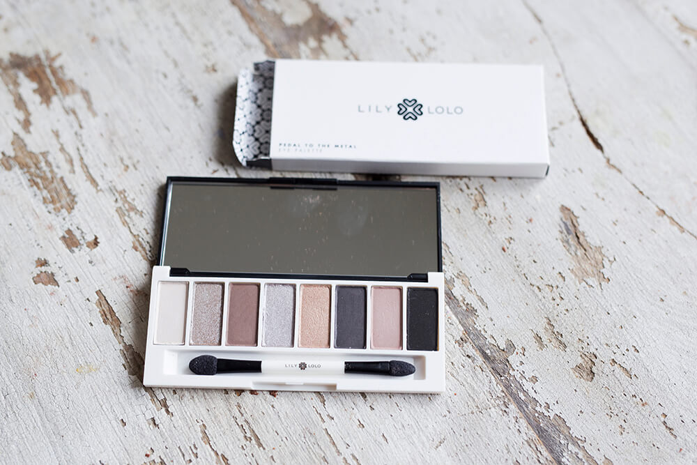 Lily Lolo Eye Shadow Palette - Pedal to the Metal