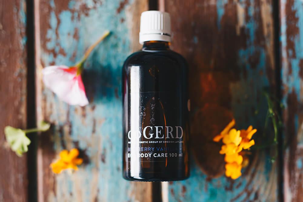 Care of Gerd handkräm, handtvål och kroppsolja!