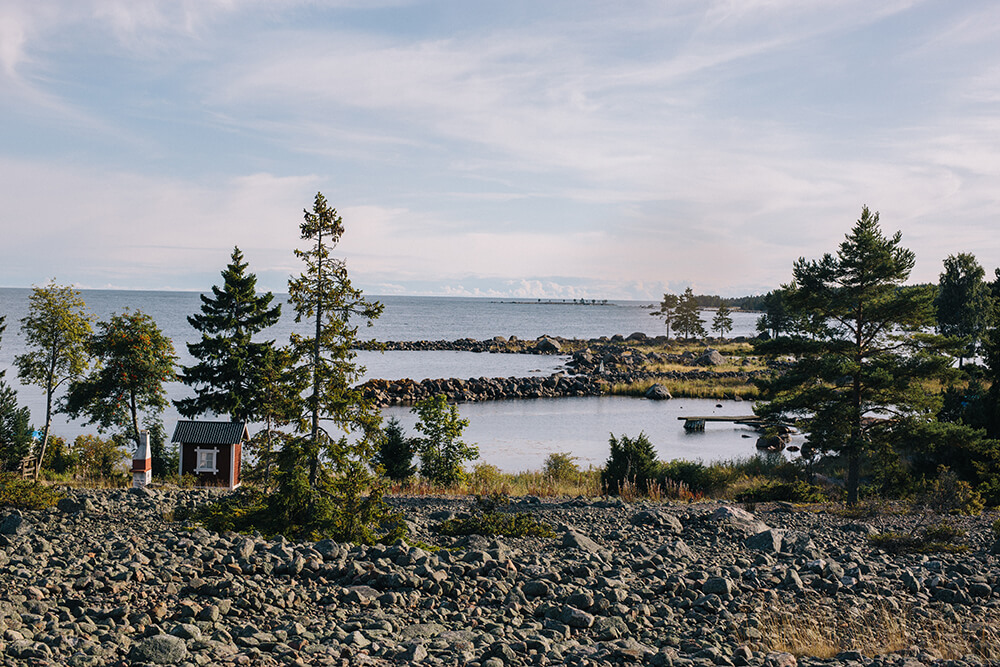 Storjungfrun, Söderhamns skärgård