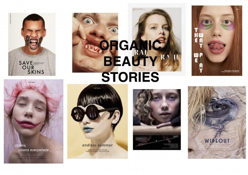 ORGANIC BEAUTY STORIES