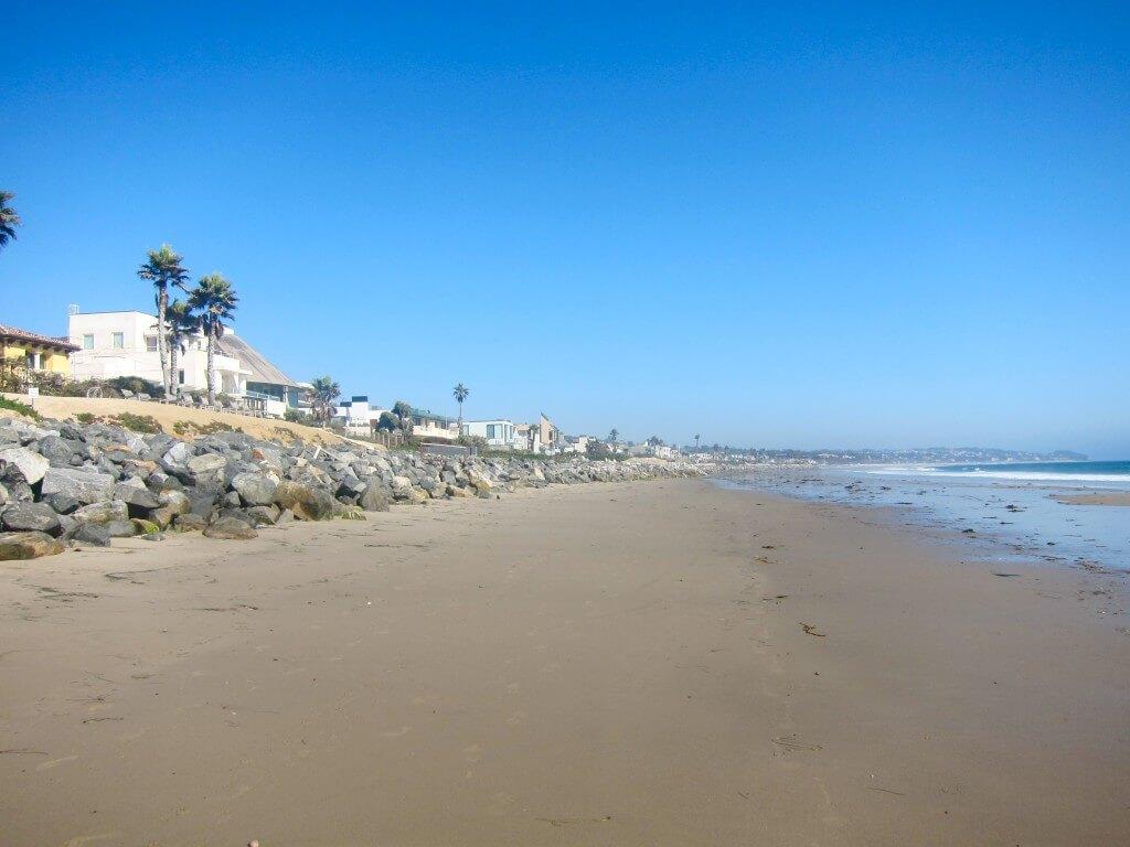 Bästa stränderna i Malibu, Broad Beach