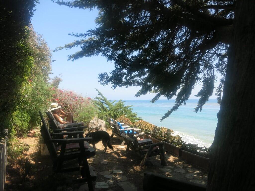 Bästa stränderna i Malibu, Lechuza beach