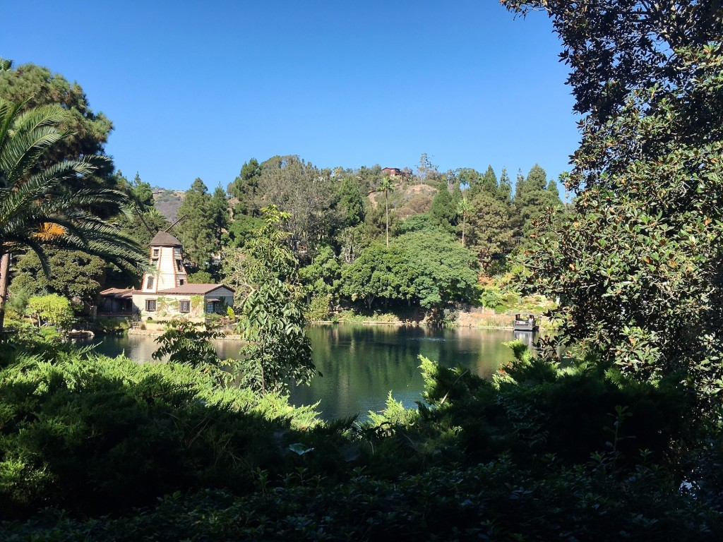 Lake Shrine L.A tips