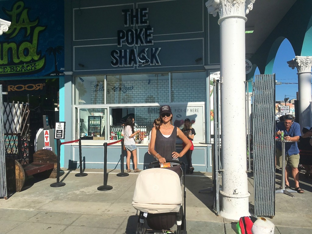 The Poke Shack Venice Beach