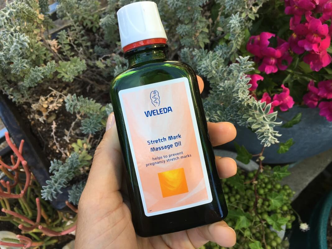 Weleda stretch mark oil 2
