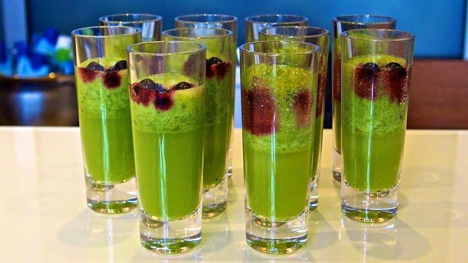 Skillnaden mellan att juice & mixa