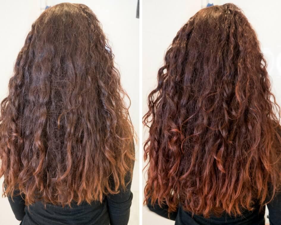 färga håret med c vitamin