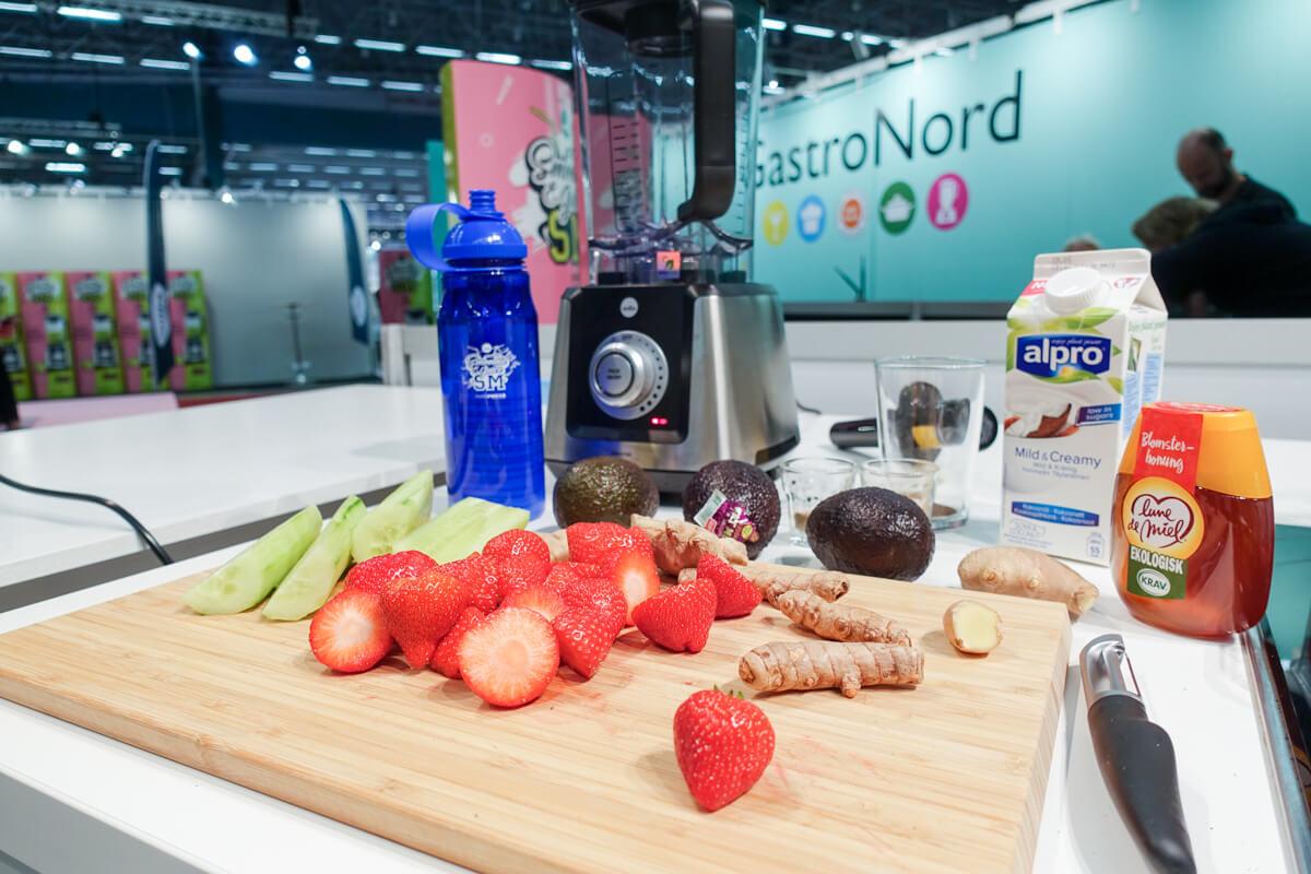 Sverige mästerskapet i juicer & smoothies