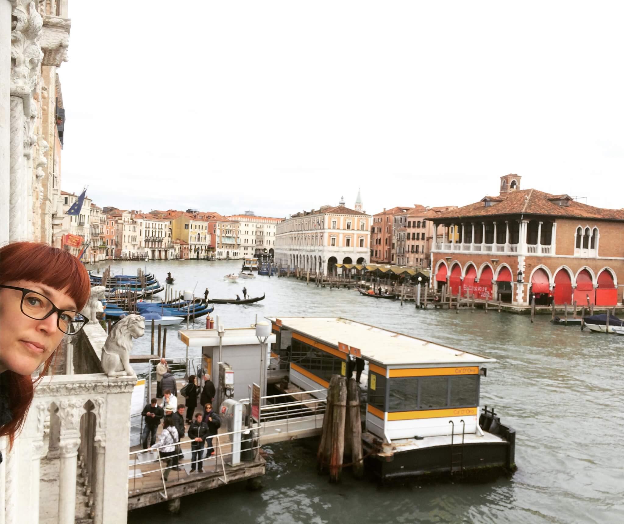 Venedigs bussar