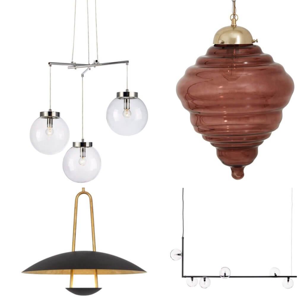 Taklampor med LEDteknik