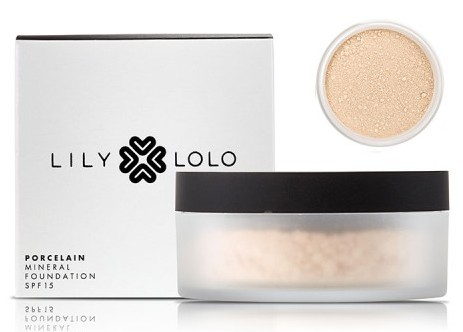 Lily Lolo spf foundation