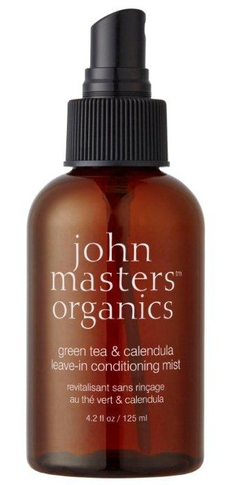 green tea & calendula leave -in condition mist