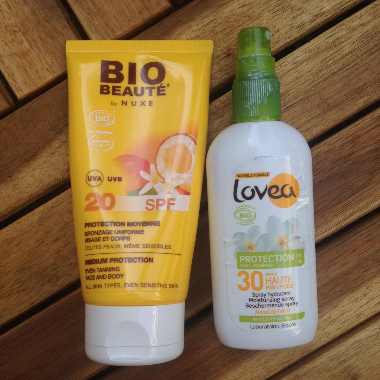 solkräm utan kemikalier