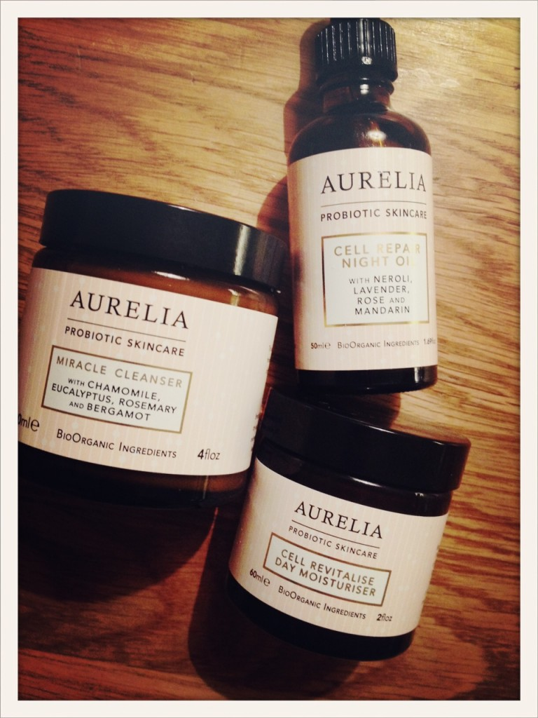 Aurelia hudvård