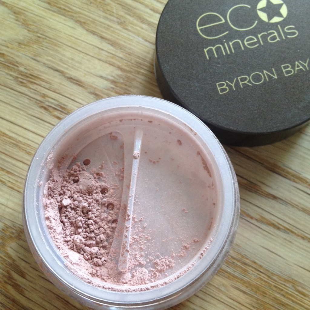 Eco Minerals Blush rouge